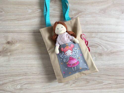 pillimolli babahordozó táska